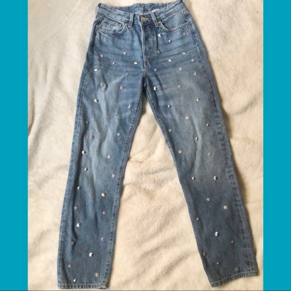 most desirable fashion select for original On Clearance Vintage High Waist Jeans (H&M)